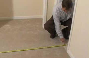 Carpet Measuring Service Chesterfield