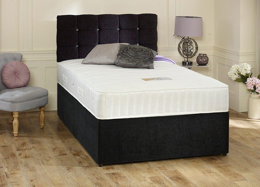 Vermount Divan Bed Chesterfield