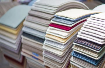 Carpet selection service Chesterfield